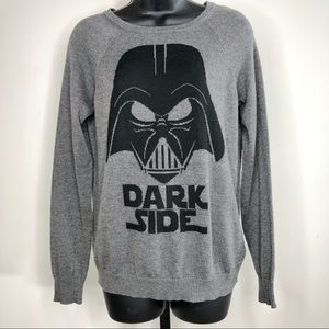 Sweaters - Forever 21 Darth Vader Sweater Size M